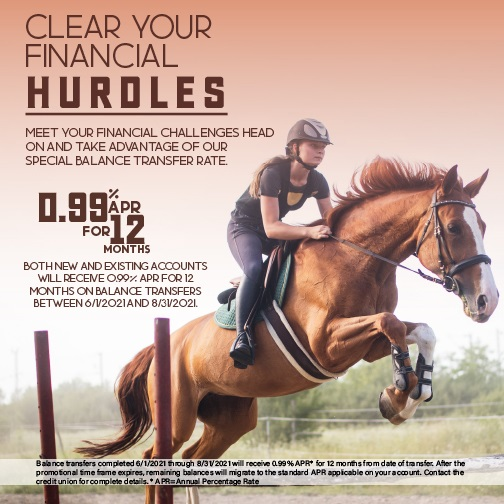 clear your hurdles